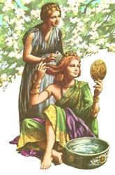 Celt women